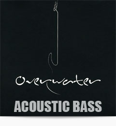 Overwater Acoustic Bass Guitar Strings