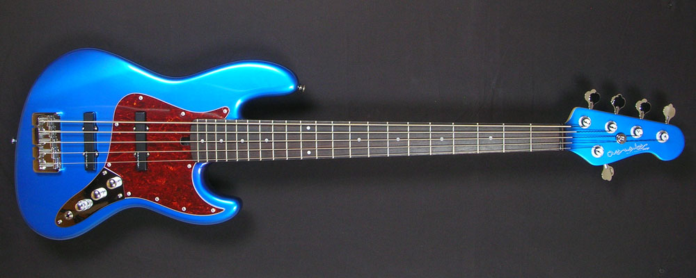 J-gloss metalic blue 4