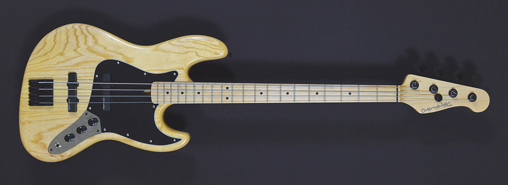 Progress Series 4 Standard Bolt On Bass