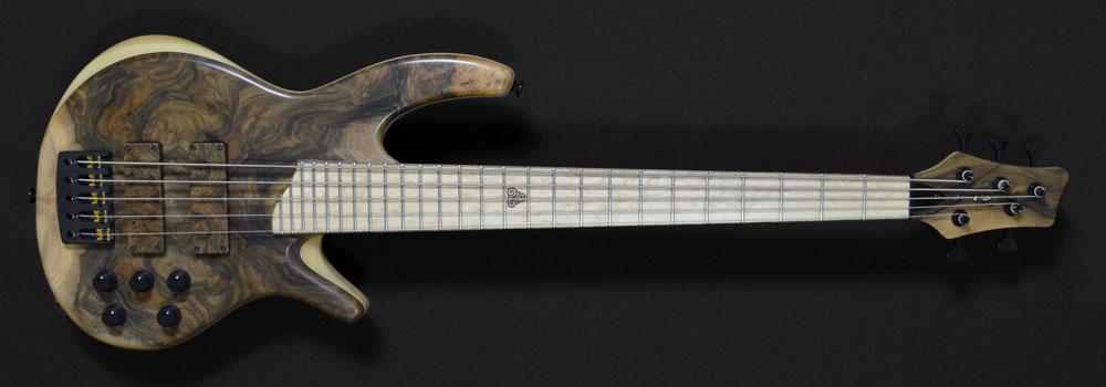 Progress Series 4 Standard Bolt On Bass