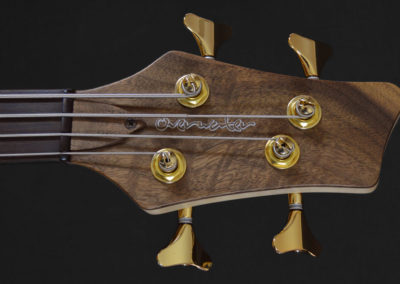 Hollow Body headstock