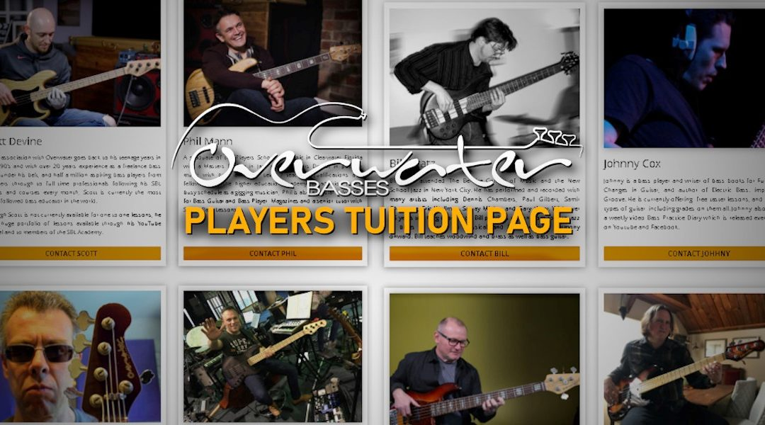Players Tuition Page Launched